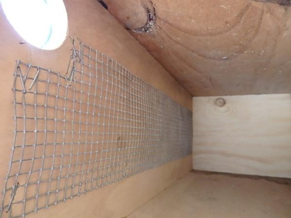 Inside glider boxes