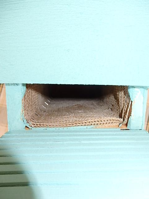 inside microbat boxes